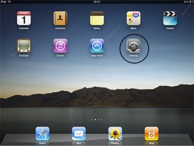 how to connect ipad vpn