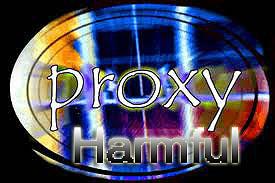 proxy harmfull
